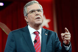 Jeb Bush holds his ground on immigration reform